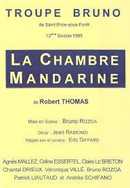 la chambre mandarine 13ème saison 1995