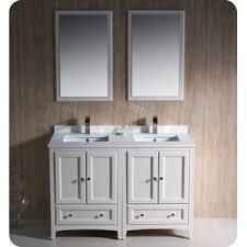 46 Inch Wide Bathroom Vanity by 46