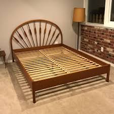 Bamboo Headboard And Footboard by Vintage And Antique Bedframes And Headboards From Furniture Stores