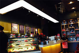 Cafe Coffee Day Interior NU Sentral 600 X 400