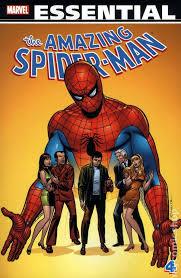 Essential Amazing Spider Man TPB 2005 Marvel 2nd Edition 4B 1ST