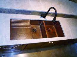Copper Sinks With Drainboards by 76 Best Everything About The Kitchen Sink Images On Pinterest