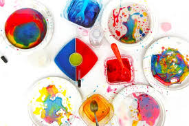 Easy Process Art Idea That Explores Several Scientific Concepts Great Way To Introduce Kids