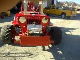 1946 Willys Jeep On Chevrolet 4×4 Truck Frame For Sale Blazing Blue 1941 Willys Pickup Goodguys Hot News Willys Jeep Truck 4x4 New Tires Paint Runs Great M38 Wikipedia Find Of The Week 1951 Jeep Truck Autotraderca Dustyoldcarscom 1961 Black Sn 1026 Youtube 1948 Wagon A Throwback To High School Classic Hemmings Day 1959 Utility Daily 1950 Used Jeepster For Sale At Webe Autos Serving Long Island 4500 1950s History Go Beyond Wrangler
