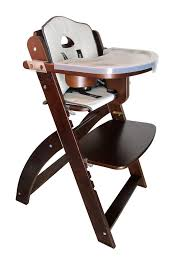 Eddie Bauer Wooden High Chair Tray Replacement by Buy Abiie Beyond Junior Y Mahogany High Chair Online U2013 Baby
