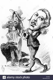 Oscar Wilde In America 1883 Cartoon Of The Wit And Aesthete On His Lecture Tour Reaction Startled Americans