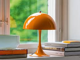 Buy the Louis Poulsen Panthella Mini Table Lamp at Nest