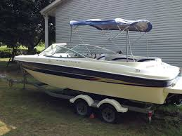 Bayliner 190 Deck Boat by Bayliner 219 Sd 2005 For Sale For 510 Boats From Usa Com