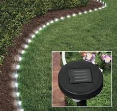 Solar Path Lights Harriet Carter yard art Pinterest