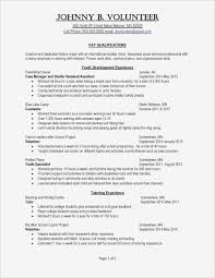 Objectives Beautiful Example Resume Related Post
