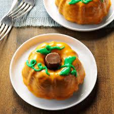 Libbys Marbled Pumpkin Cheesecake Recipe by Mini Pumpkin Cakes Recipe Pumpkin Cake Recipes Mini Pumpkins