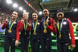 Simone Biles Floor Routine Score by Rio 2016 The Us Women U0027s Gymnastics Team U0027s Sheer Domination