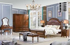schlafzimmer set antique style founder time wood furniture