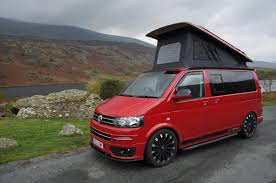 Weekender VW Campervan Conversion