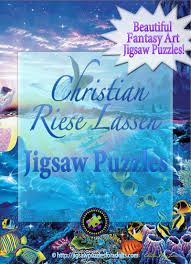 100 Christian Lassen Prints Riese Jigsaw Puzzles Absolutely Magical