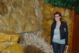 madonna inn urinal the waterfall starts when you pee ashley