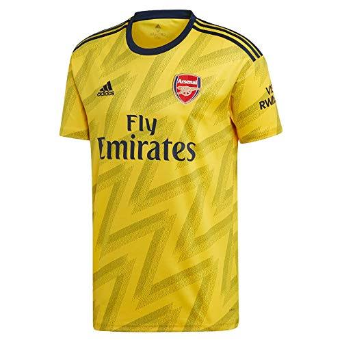 Adidas Arsenal Away Jersey '19-'20 (Equipment Yellow) - Adult Small