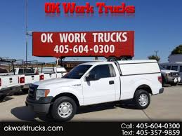 100 Trucks For Sale In Oklahoma 2014 D F150 In City OK Commercial Truck Trader