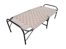 Aggarwal FOL26SLT Single Size Folding Bed Brown Amazon In Home 15