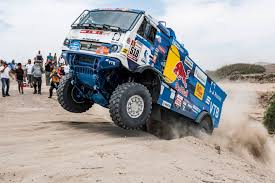 100 Truck Driving Dakar Driver Disqualified After Injuring Spectator In Bizarre