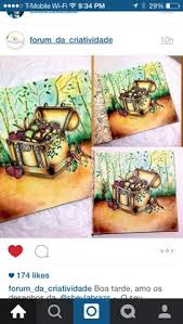 Enchanted Forest Adult ColoringColoring BooksColouringPrismacolorJohanna BasfordDachshundChestHobbiesForests