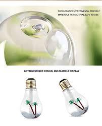 tsonmall 400ml bulb humidifier 10 hours use mini cool