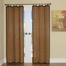 Bed Bath And Beyond Curtains And Drapes by Buy Bamboo Curtain Panels From Bed Bath U0026 Beyond