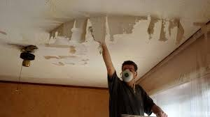 Does Popcorn Ceilings Have Asbestos In Them by Dining Room Project Remove Popcorn Ceiling Hometalk
