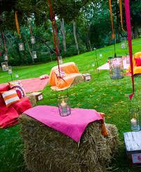 Wedding Ideas Reception Idea Rustic Outdoor Lounges