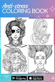 Plunge Into A Fairy World Of Coloring With Book For Me App Perfect Tool To Relax While The Time Away And Release Your Inner Artist