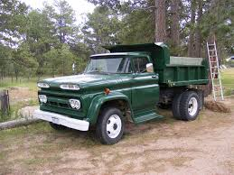Chevrolet Series 50 / 60 / 70 / 80 '60 (Commercial Vehicles ...