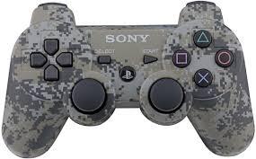 Amazon PlayStation 3 Dualshock 3 Wireless Controller Urban
