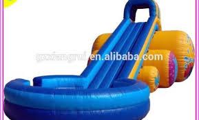 Inflatable Pool Slides For Inground Pools Elegant Hot Sale