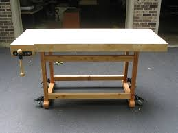 build this woodworker u0027s workbench to learn mortise u0026 tenon joinery