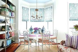 Bay Window Dining Room Banquette Within 7 Good