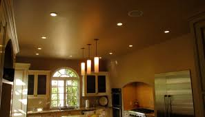 lighting kitchen recessed ceiling lights beautiful recessed