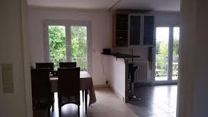 ouverture cuisine sur salon casser mur entre cuisine et salle salon
