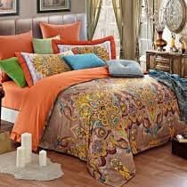 Search Bright Paisley Bedding Sets EnjoyBedding