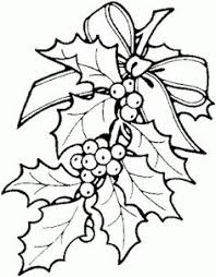 XMAS COLORING PAGES More