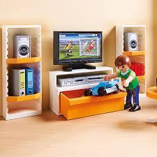 spielzeug modernes wohnen 9267 wohnzimmer playmobil city