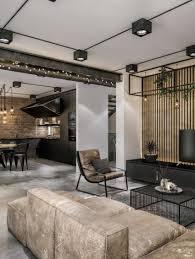 104 Interior Design Loft Modern By Idwhite Studio
