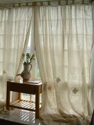 Lace Window Curtains Target by 17 Lace Window Curtains Target 2 X Custom Made French