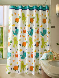 Shower Curtains For Kids Bathrooms Shower Curtains For Kids With