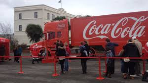 Health Chief Hits Out At Coca Cola Christmas Truck Tour | West ... What Every Coca Cola Driver Does Day Of The Year Makeithappy Dash Cam Viral Video Captures An Audi Driving Do This Dangerous Move Cacola Bus Spotted In Ldon As The Countdown To Christmas Starts Truck Coca Cola This Is Why The Truck Isnt Coming To Surrey Transportation Technology Wises Up Autonomous Vehicles Uberization Lorry In Coventry City Centre Contrylive Showcase Cinema Property Revived Coke Build Facility Erlanger Teamsters Pladelphia Distributor Agree New 5year Driver Youtube Health Chief Hits Out At Tour West
