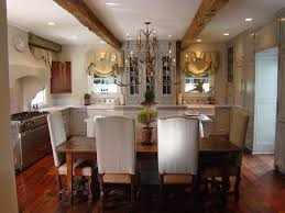 French Country Chandelier Kitchen Traditional With Apron Front Sinks Chicken