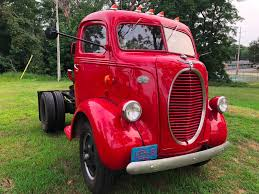 100 Rat Rod Semi Truck 1939 Ford Coe Oval Princess 95 Hp Flathead