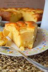 dessert avec mascarpone rapide gâteau aux pommes et mascarpone aux delices du palais
