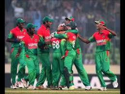 Celebration After Winning Against West Indies