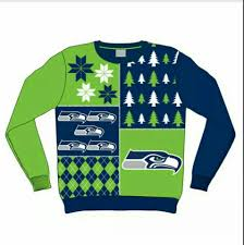 Seattle Christmas Tree Disposal 2014 by Seattle Seahawks Christmas Sweater I Love It Seahawks