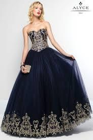 dresses ball dresses by alyce paris u003cbr u003eaay6666 u003cbr u003estrapless ball